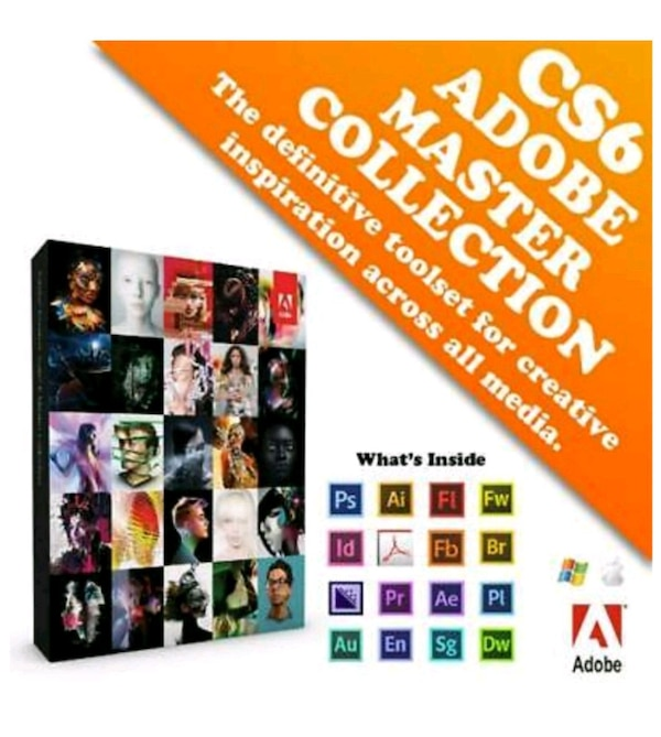 Adobe cc master collections 2020