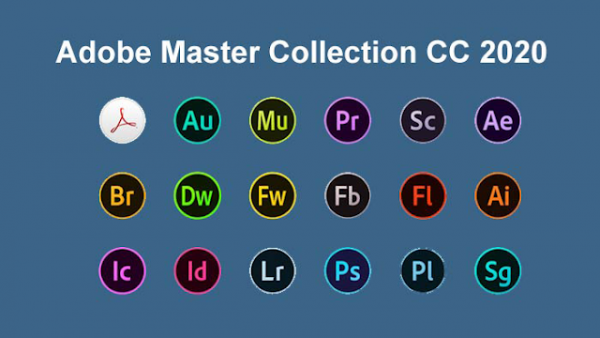 Adobe Master Collection CC 2020 (Mac) 2