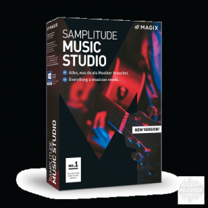 Magix Samplitude Music Studio 2020 v25.0.0