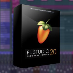 FL Stdio 20 Producer Edition