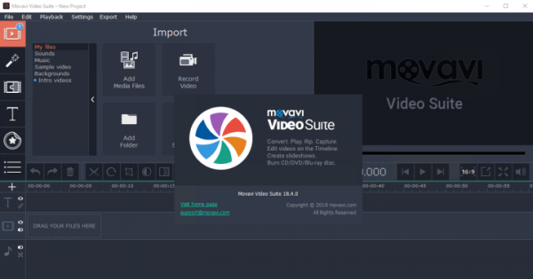 Movavi Video Suite 17 3
