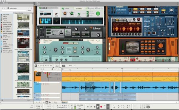 Propellerhead Reason Limited (Win) 6