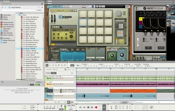 Propellerhead Reason Limited (Win) 5