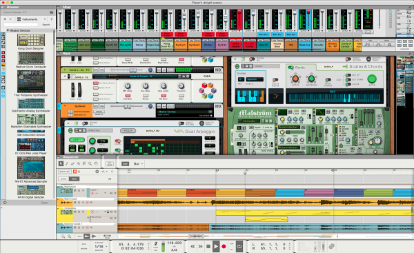 Propellerhead Reason Limited (Win) 1