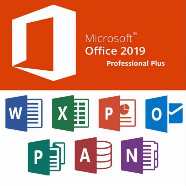 Microsoft Office 2019 Professional Plus 7