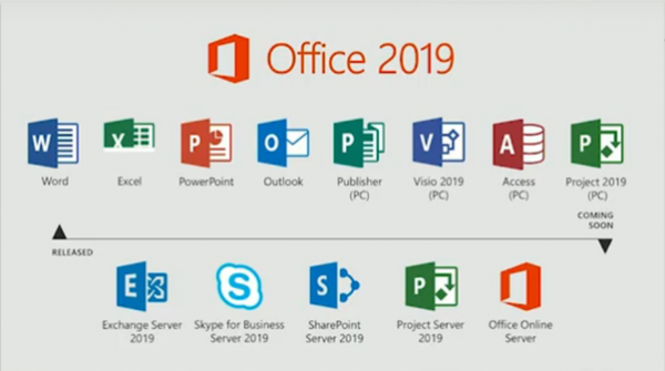 Microsoft Office 2019 Professional Plus 4