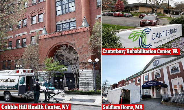 Death toll hits 55 at Brooklyn nursing home overwhelmed by COVID-19 – Daily Mail