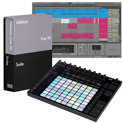 Ableton Live Suite v10.1 for Win & Mac 2