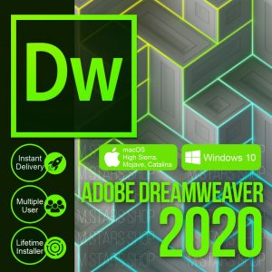 Features of Adobe Dreamweaver Design and construction of standard Web pages Coding integrated with graphical environment support for the latest web technologies and programming languages ​​such as JavaScript, ActionScript, CSS, ASP, PHP, HTML and … Design and develop a variety of dynamic pages based on Ajax technology coordination with other Adobe applications such as Photoshop, Flash and Fayrfvrks Ability to automatically detect the type of programming code program View and edit web pages designed online Ability to upload pages directly on the server A new tool design and support integration of the technology CSS Better support for jQuery compatibility with the latest web standards Improved speed design