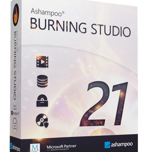Ashampoo Burning Studio v21