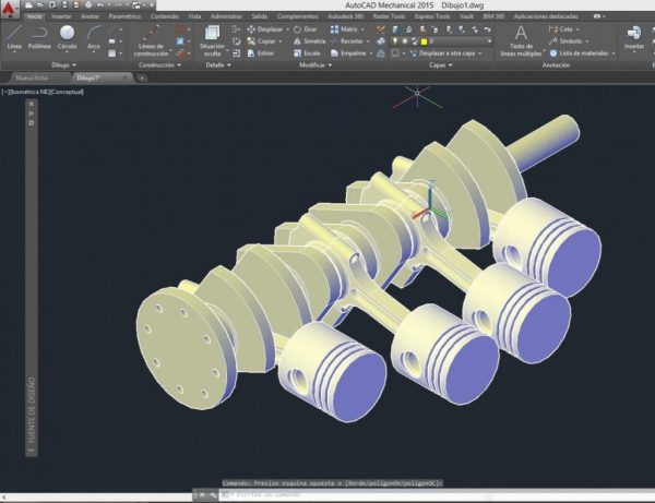 Autodesk AutoCAD Mechanical 2020 5