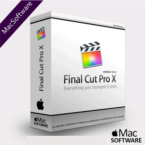Final Cut Pro X 10.4.8 For Macos