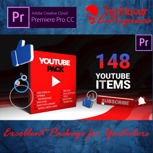 Youtube Pack for Premiere Pro