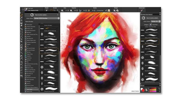 Corel Painter 2020 3