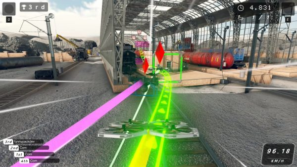 Drone Racer 4