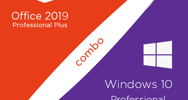 Windows 10 Pro Plus Office 2019