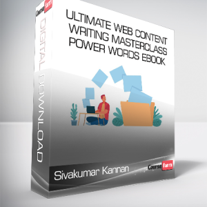 Ultimate Web Content Writing Masterclass With Power Words Ebook