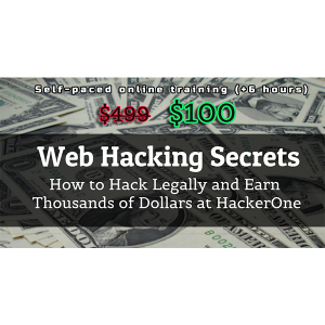 Web Hacking Secrets