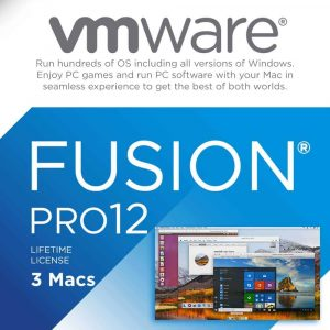 VMware Fusion Pro 12.1.0