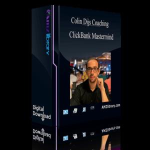 Colin Dijs – ClickBank Mastermind 2020