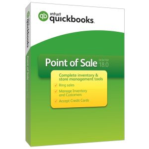 Intuit Quickbooks Point of Sale 2018 Multi-Store